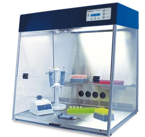 Biospensa Resources Pcr Workstation Pro